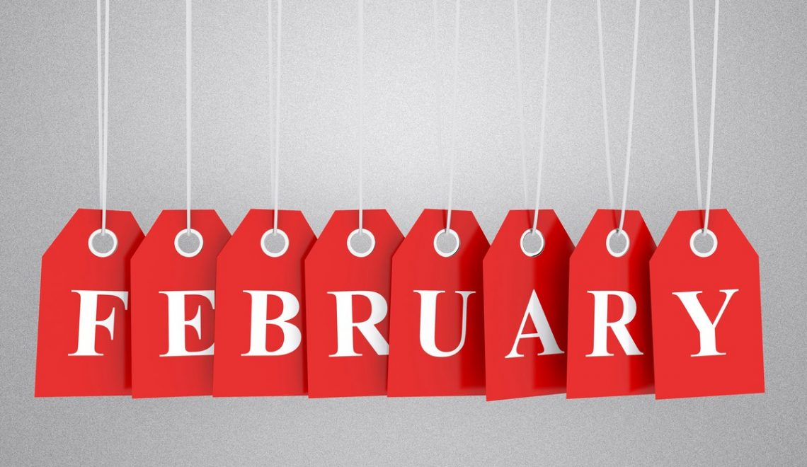 Inspiration for February (and Lessons Learned in January)