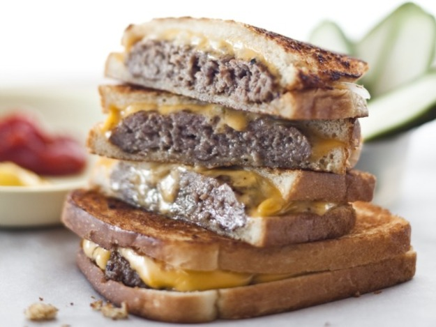 Food Hack: The Perfect Homemade Burgers for Work