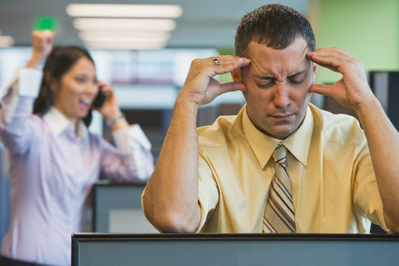 5 Quick Tips to Cope (and be Productive) in a Noisy Office