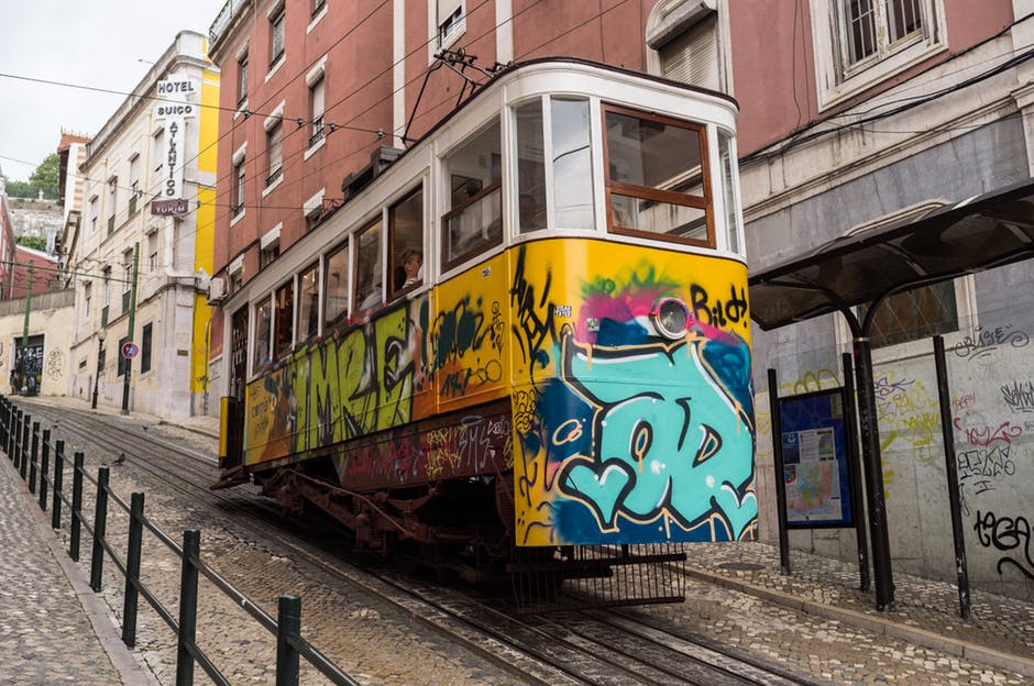 https://images.pexels.com/photos/3813/graffiti-public-transportation-tram-steep.jpg?w=940&h=650&auto=compress&cs=tinysrgb