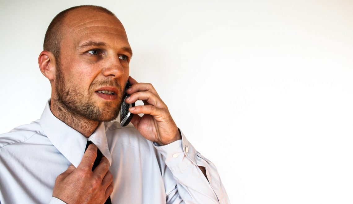 A Guide To Nailing A Phone Interview